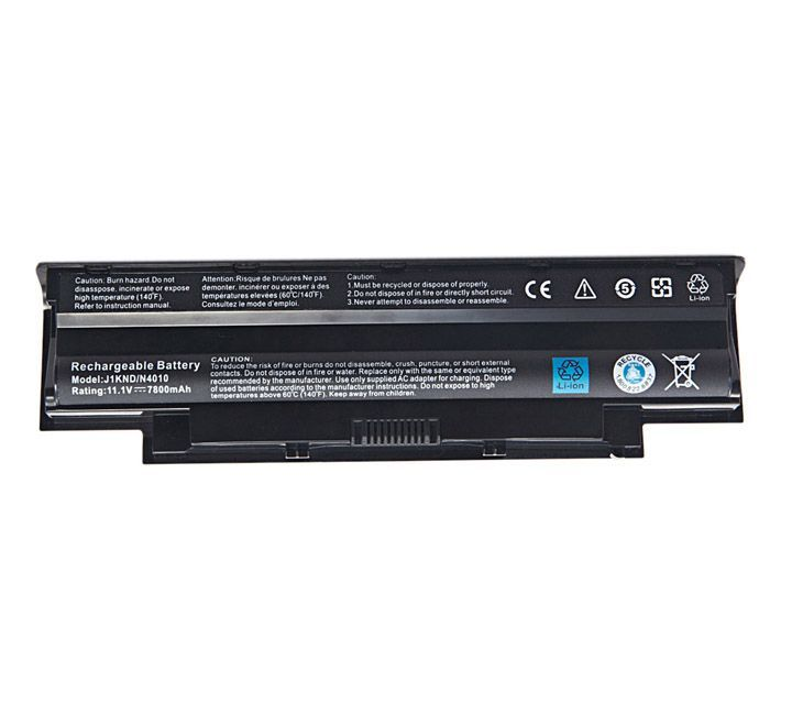 Dell Inspiron N4010, N4050, N5010, N5110, N5050, J1KND 6 Cell Laptop  Battery (Vendor Warranty)
